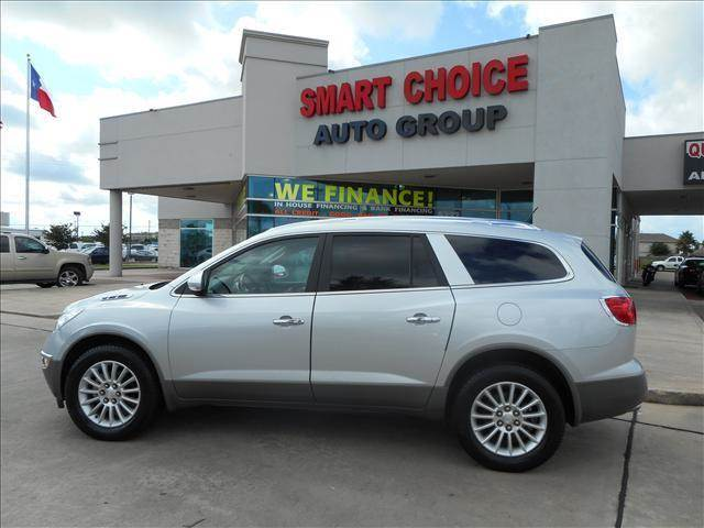 2011 BUICK ENCLAVE CXL-1 4DR SUV W1XL silver exhaust - dual exhaust tips exhaust tip color - ch