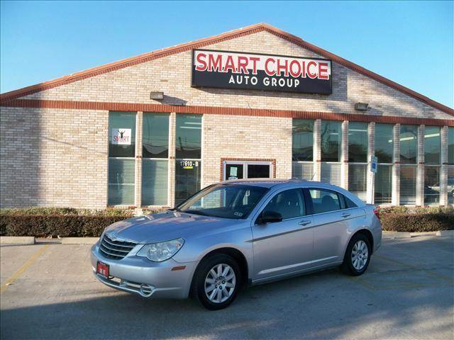 2008 CHRYSLER SEBRING LX 4DR SEDAN silver abs brakesair conditioningamfm radioautomatic headl