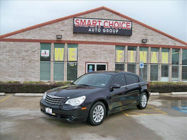 2010 CHRYSLER SEBRING LIMITED 4DR SEDAN black 113441 miles VIN 1C3CC5FB1AN219083