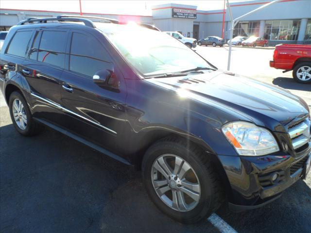 2008 MERCEDES-BENZ GL-CLASS GL450 AWD 4MATIC 4DR SUV blue right now with 95 down with payments s
