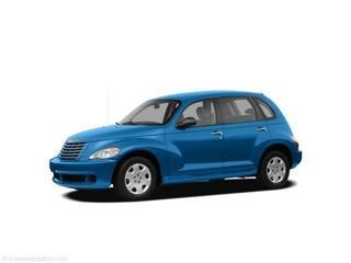 2006 CHRYSLER PT CRUISER TOURING 4DR WAGON blue laporte mitsubishi w in-house advantage also can