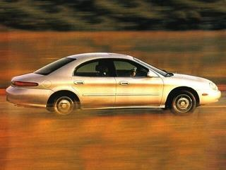 1996 MERCURY SABLE GS 4DR SEDAN unspecified laporte mitsubishi w in-house advantage also can put