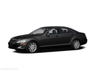 2007 MERCEDES-BENZ S-CLASS S550 4DR SEDAN black laporte mitsubishi w in-house advantage also can