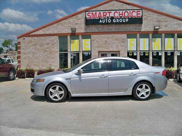 2004 ACURA TL 32TL silver options abs brakesair conditioningalloy wheelsamfm radioautomatic he