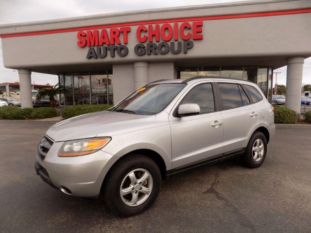 2008 HYUNDAI SANTA FE silver thank you very much for the opportunity to earn your business  smar