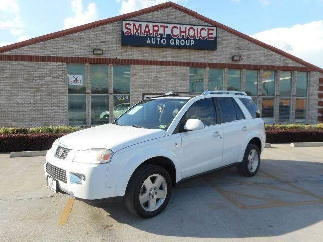 2007 SATURN VUE BASE 4DR SUV white abs brakesair conditioningalloy wheelsamfm radioautomatic