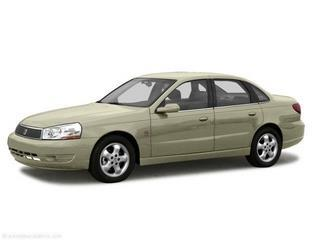 2003 SATURN L-SERIES L200 4DR SEDAN silver green laporte mitsubishi w in-house advantage also ca
