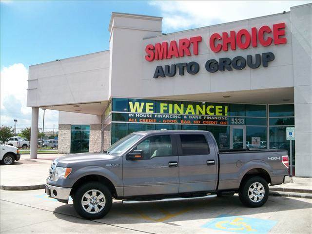 2009 FORD F-150 UNSPECIFIED grey 64754 miles VIN 1FTPW14VX9FA69362