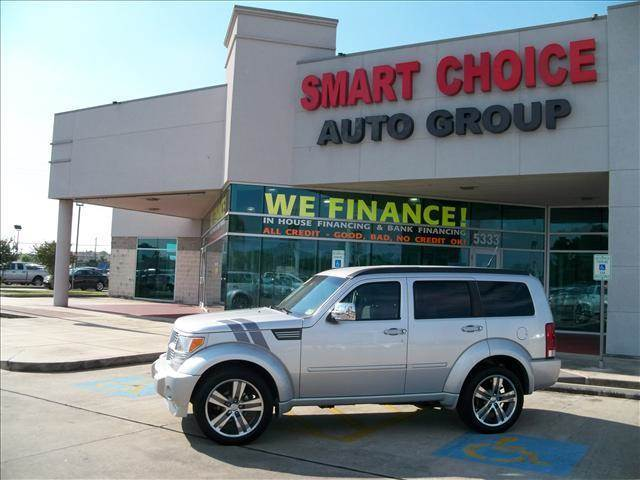 2011 DODGE NITRO DETONATOR 4X2 4DR SUV silver 48268 miles VIN 1D4PT6GX3BW543812