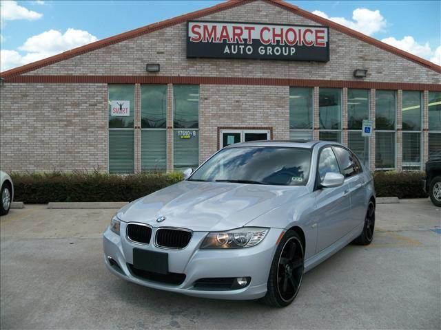 2010 BMW 3 SERIES 328I 4DR SEDAN SA SULEV grey exhaust tip color - stainless-steel grille color