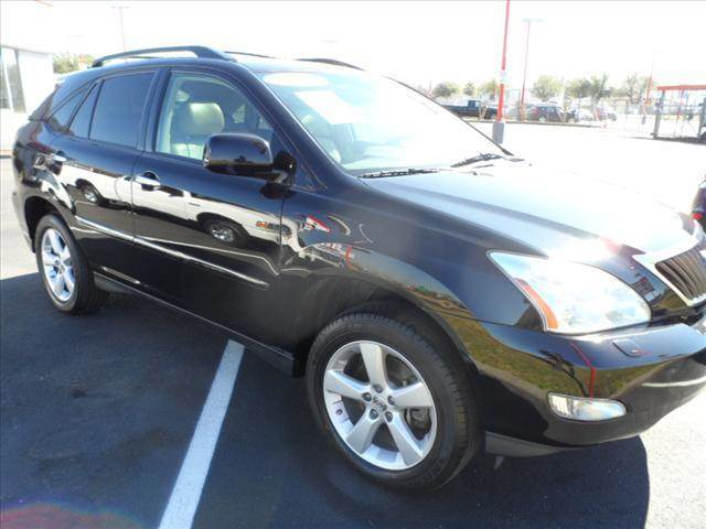 2008 LEXUS RX 350 BASE 4DR SUV black april showers bring may flowers right now with 350 down wi