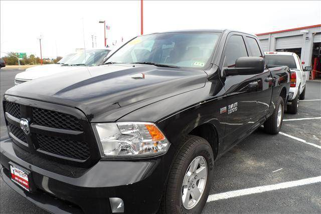 2013 RAM RAM PICKUP 1500 black ba10158 2013 ram 1500tradesman quad cab 2wd black 1c6rr6ft1ds5573