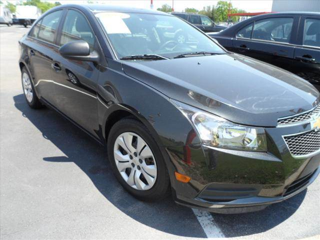 2013 CHEVROLET CRUZE LS AUTO 4DR SEDAN W1SB gray thank you very much for the opportunity to earn