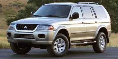 2002 MITSUBISHI MONTERO SPORT XLS cambridge red options 4-speed at 35l v6 cylinder engine re