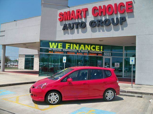 2008 HONDA FIT AUTOMATIC SPORT milano red options abs brakesair conditioningalloy wheelsamfm ra