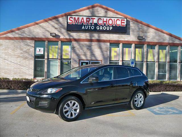 2007 MAZDA CX-7 SPORT TOURING GRAND TOURING black abs brakesair conditioningalloy wheelsamf
