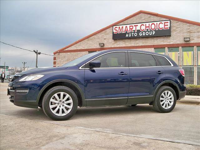 2007 MAZDA CX-9 SPORT TOURING GRAND TOURING blue abs brakesair conditioningalloy wheelsamfm