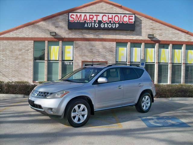 2006 NISSAN MURANO V6 2WD brilliant silver metallic options abs brakesair conditioningalloy whee