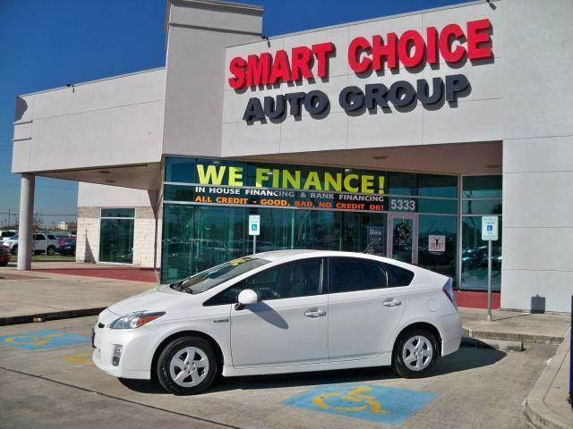 2010 TOYOTA PRIUS HATCHBACK blizzard pearl options abs brakesair conditioningalloy wheelsamfm r