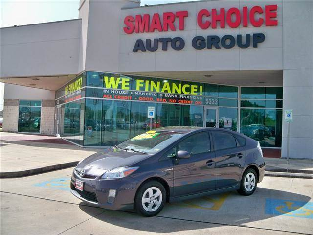 2010 TOYOTA PRIUS HATCHBACK grey options abs brakesair conditioningalloy wheelsamfm radioautoma