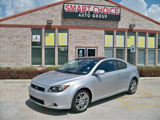 2007 SCION TC HATCHBACK classic silver metallic options abs brakesair conditioningalloy wheelsam
