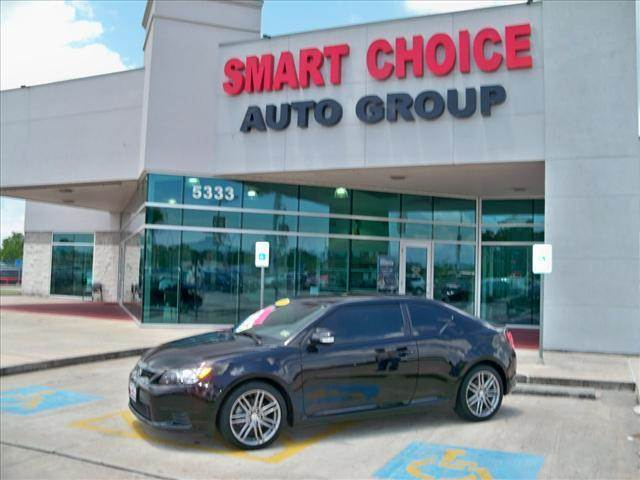 2011 SCION TC HATCHBACK black options abs brakesair conditioningalloy wheelsamfm radiocargo are
