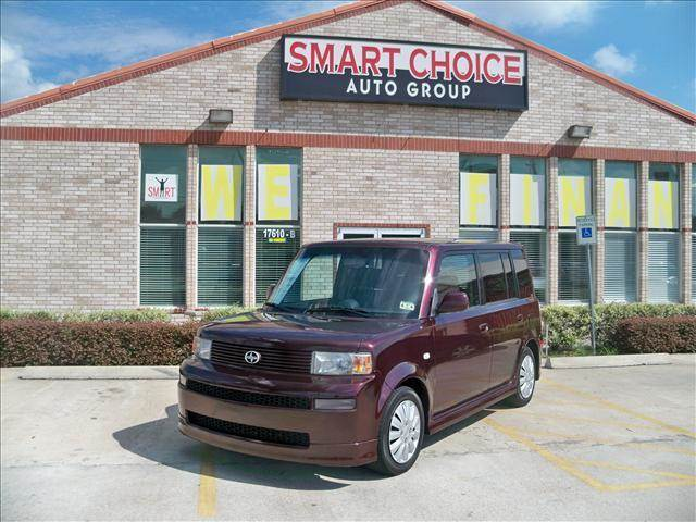 2006 SCION XB WAGON maroon options abs brakesair conditioningamfm radiocd playerchild safety do