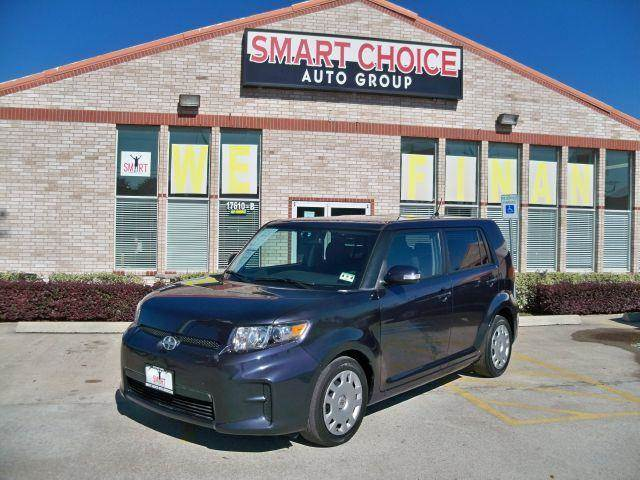 2011 SCION XB WAGON blue options abs brakesair conditioningamfm radiocargo area tiedownscd play