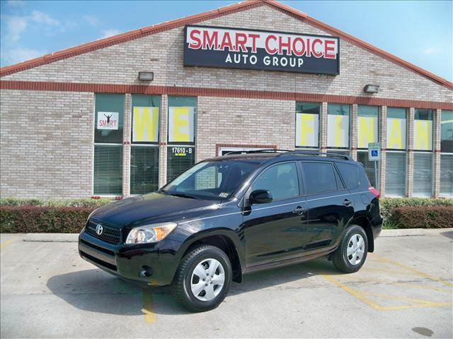 2006 TOYOTA RAV4 4-CYL black options abs brakesair conditioningamfm radioautomatic headlightsca