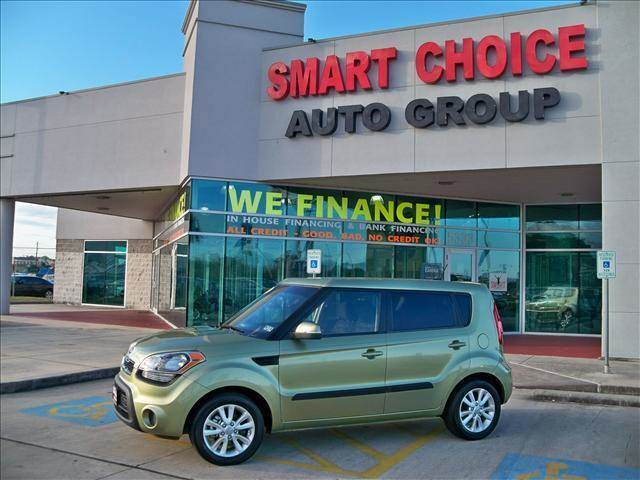 2012 KIA SOUL BASE SPORT   PLUS  EXCLA green abs brakesair conditioningalloy wheelsam