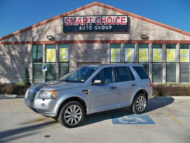 2008 LAND ROVER LR2 AWD HSE zermatt silver options 4wdawdabs brakesair conditioningalloy wheels