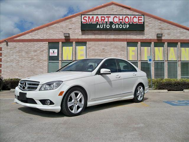 2010 MERCEDES-BENZ C-CLASS C300 white abs brakesair conditioningalloy wheelsamfm radioautoma
