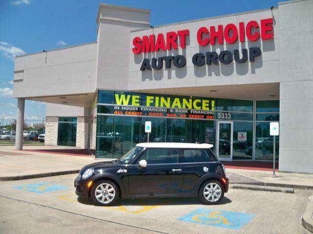 2011 MINI COOPER COUPE S midnight black metallic options abs brakesair conditioningalloy wheelsa