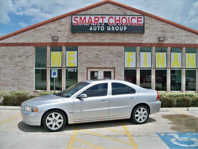 2006 VOLVO S60 25L TURBO AUTOMATIC silver options abs brakesair conditioningalloy wheelsamfm r