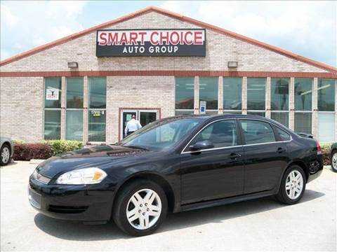 2012 chevrolet impala for sale houston tx. Black Bedroom Furniture Sets. Home Design Ideas
