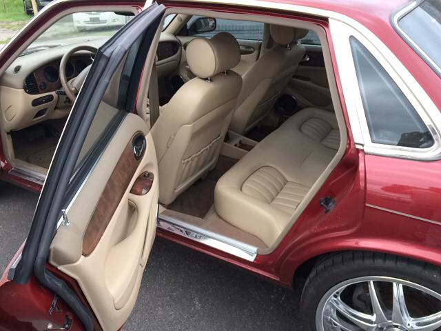 2001 Jaguar XJ-Series XJ8 4dr Sedan - Tonawanda NY