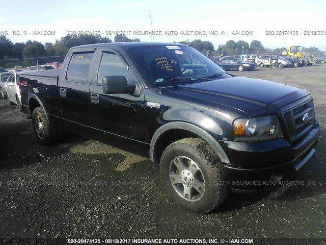 2007 Ford F-150 FX4 4dr SuperCrew 4x4 Styleside 6.5 ft. SB - Tonawanda NY