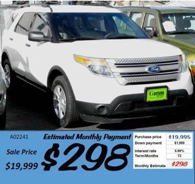 2011 Ford Explorer For Sale Las Vegas Nv
