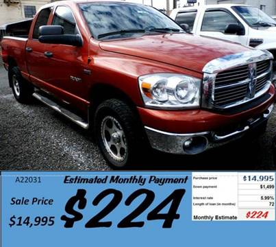Dodge Ram For Sale Oregon