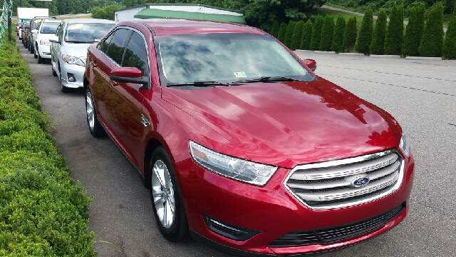 2013 ford taurus for sale in virginia. Black Bedroom Furniture Sets. Home Design Ideas