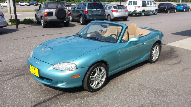 2002 mazda mx 5 miata ls 2dr roadster stuart va. Black Bedroom Furniture Sets. Home Design Ideas