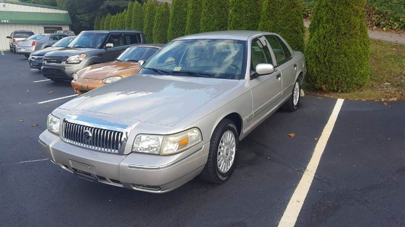 2007 mercury grand marquis ls 4dr sedan in stuart va. Black Bedroom Furniture Sets. Home Design Ideas