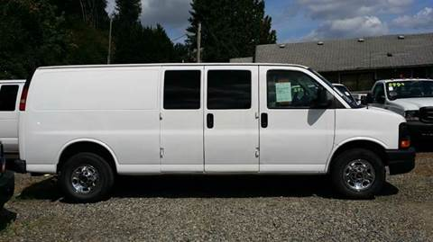 2007 GMC Savana Cargo for sale in Algona, WA