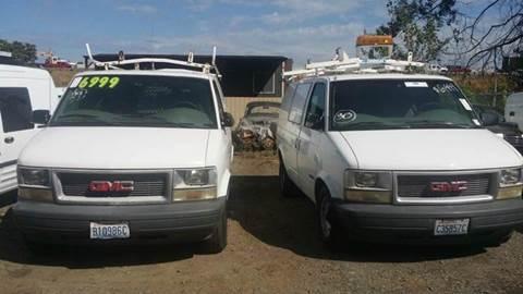 2000 GMC Safari Cargo for sale in Algona, WA