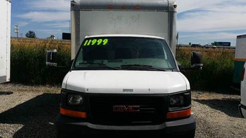 2008 GMC Savana Cargo for sale in Algona, WA