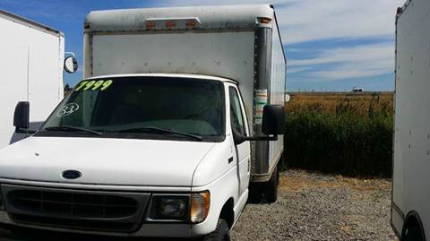 1998 Ford E-350 for sale in Algona, WA