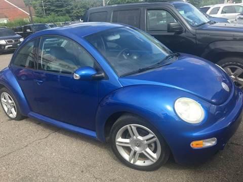 2004 Volkswagen New Beetle for sale in Dearborn, MI