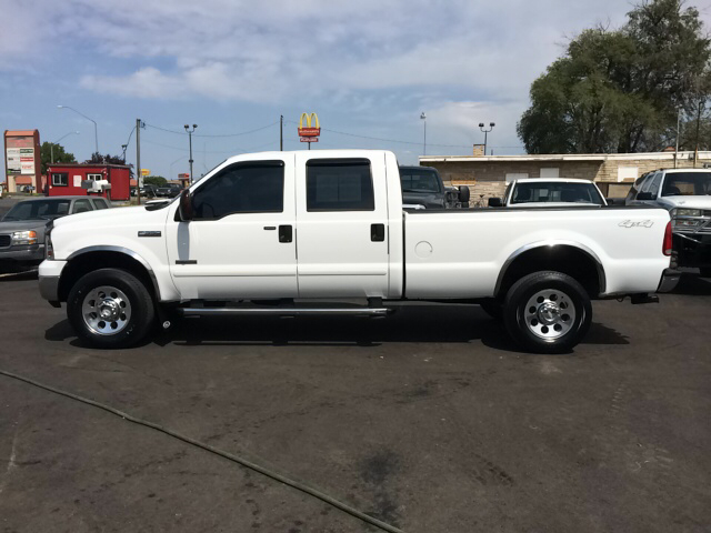 2005 FORD F-350 SUPER DUTY XLT 4DR CREW CAB 4WD LB unspecified abs - 4-wheel axle ratio - 373 b