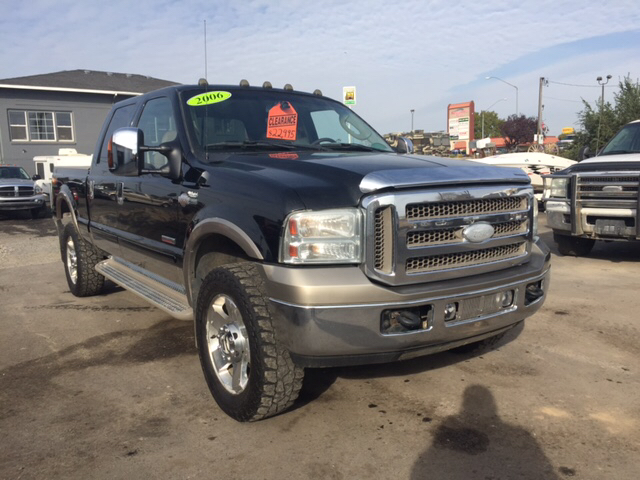 2006 FORD F-350 SUPER DUTY LARIAT 4DR CREW CAB 4WD SB unspecified arp headstuds egr delete sct t