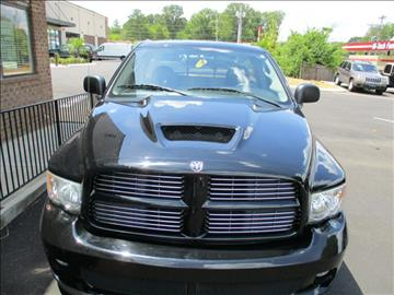 2004 Dodge Ram Pickup 1500 SRT-10 for sale in Chattanooga, TN